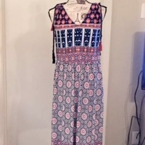 New Directions Maxi Dress